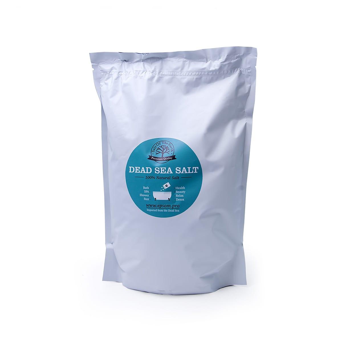 Соль Мёртвого моря 2,5 кг